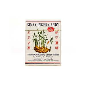 SinA Brand - Ginger candies