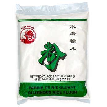 Eaglobe - Farine de riz gluant