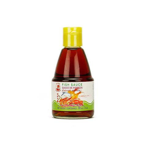 Cock Brand - Sauce de poisson thaï Nuoc-Mâm
