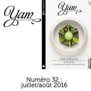 Yannick Alléno Magazine - YAM n°32