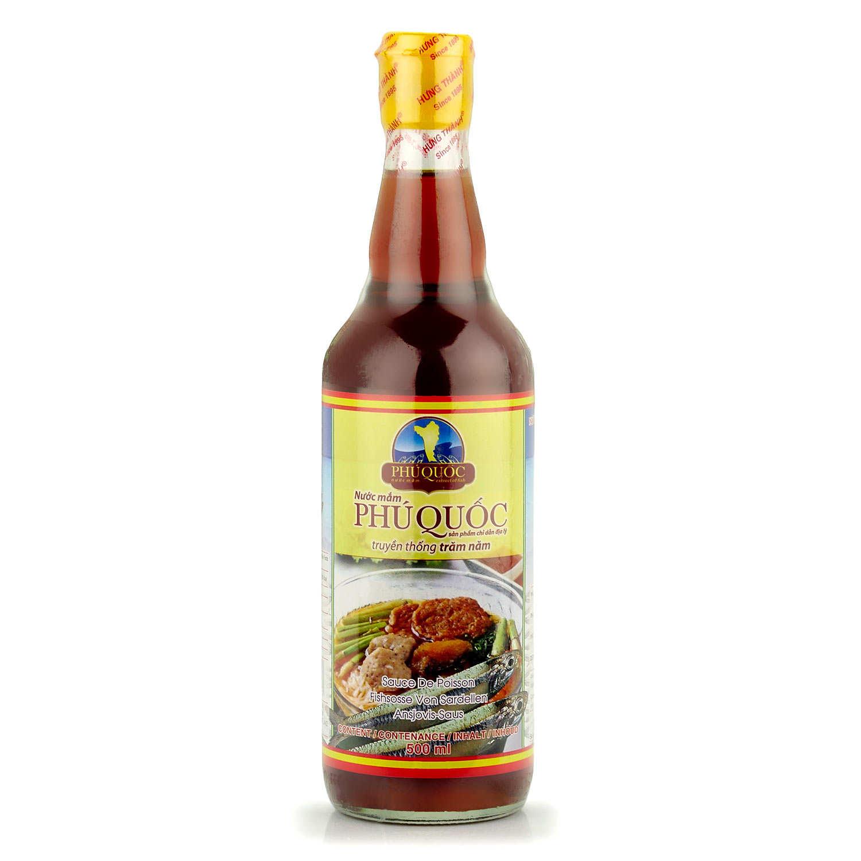 Sauce de poisson Nuoc Mam