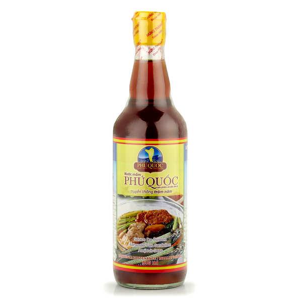 Nuoc Mam Fish Sauce