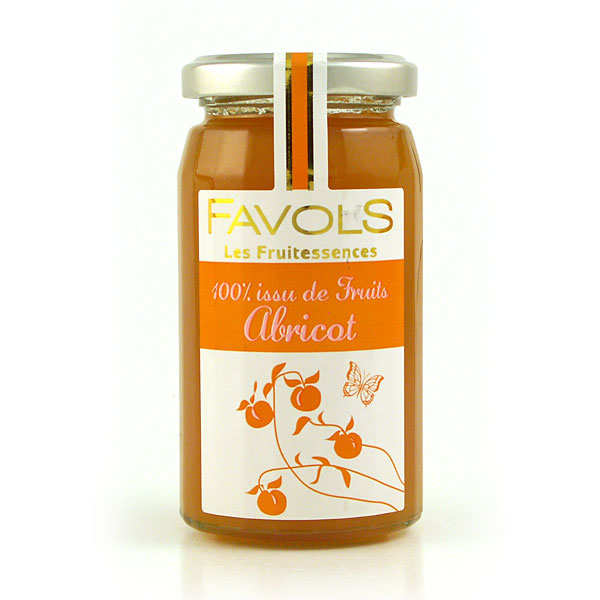 100% Fruit Apricot Jam