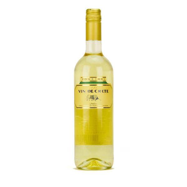 Vin de Crète Kourtaki Blanc