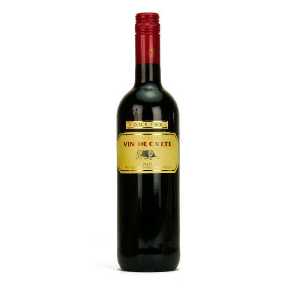 Kourtaki Crete Red Wine