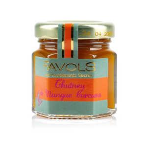 Favols - Chutney de mangue - Condiment sucré salé