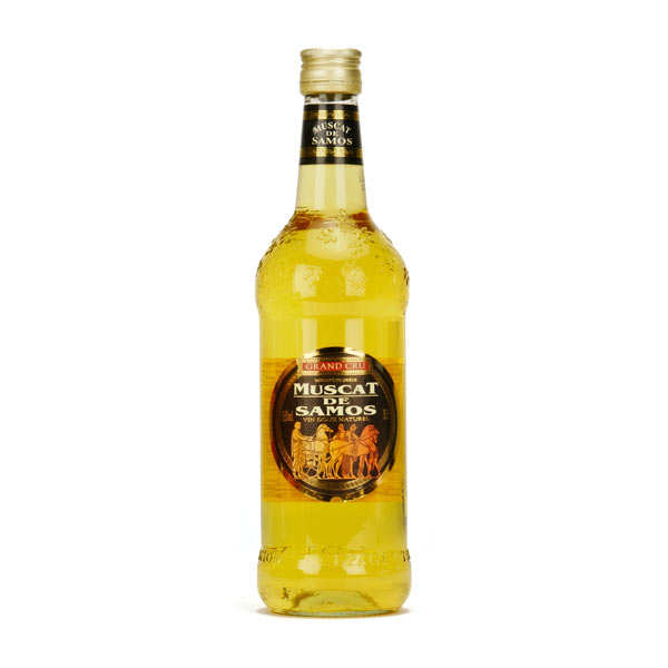 Sweet wine - Muscat de Samos - Grand Cru