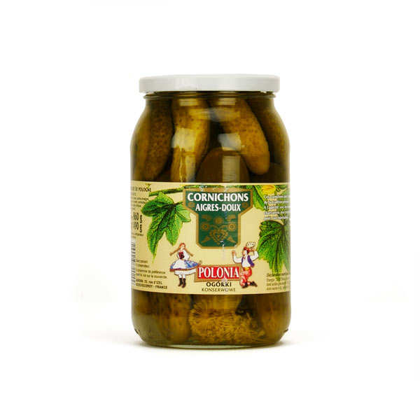 Sweet and Sour Pickles
