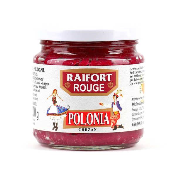 Raifort rouge