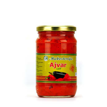 Best Food - Ajvar - condiment