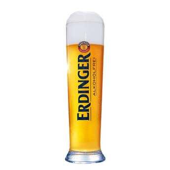 Erdinger - Verre à bière Erdinger Alkoholfrei