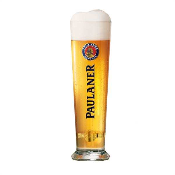 Verre à bière Paulaner Munchen - flute 50cl