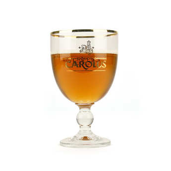 Brasserie Het Hanker - Verre à bière Carolus