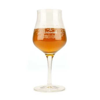 Brasserie Lindemans - Verre à pied bière Lindemans