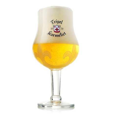 Brasserie Bosteels - Verre à bière Triple Karmeliet