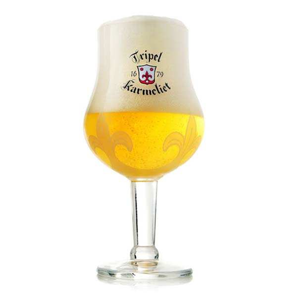 Triple Karmeliet Glass