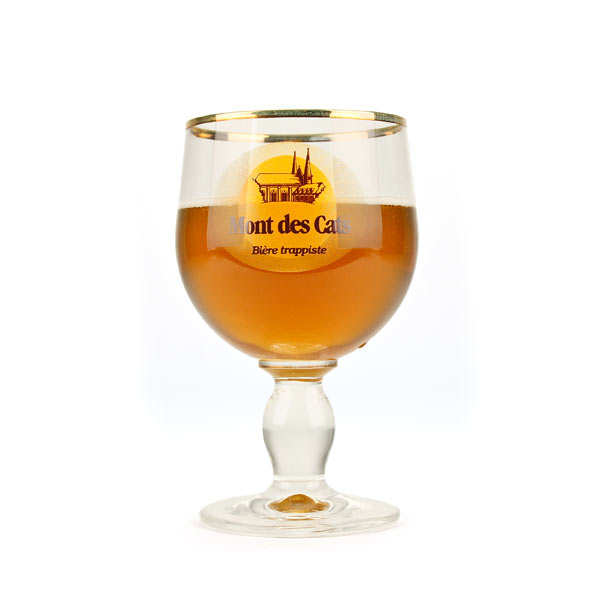 Mont des Cats Glass