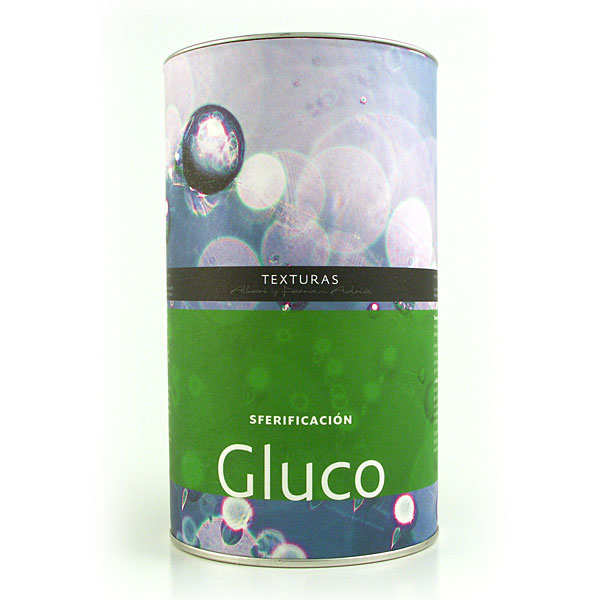 Gluco, gluconolactate calcique - Texturas