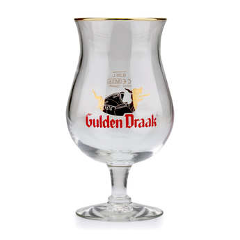 Van Steenberge - Verre à bière Gulden Draak