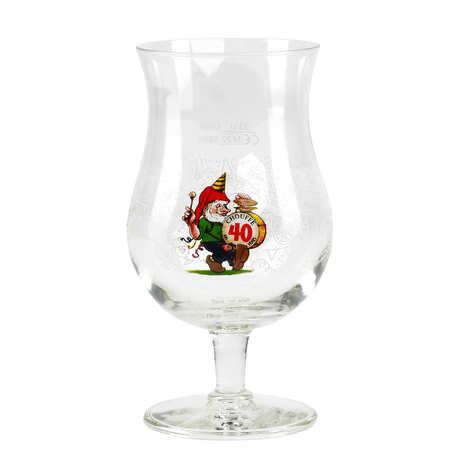 Brasserie d'Achouffe - Verre à bière Chouffe
