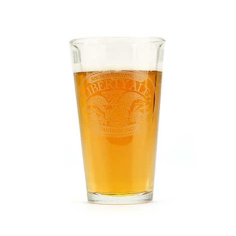 Anchor Brewing - Verre à bière Liberty Ale