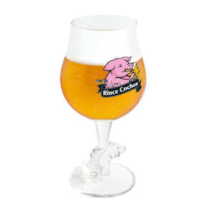 Rince Cochon - Verre à bière Rince Cochon