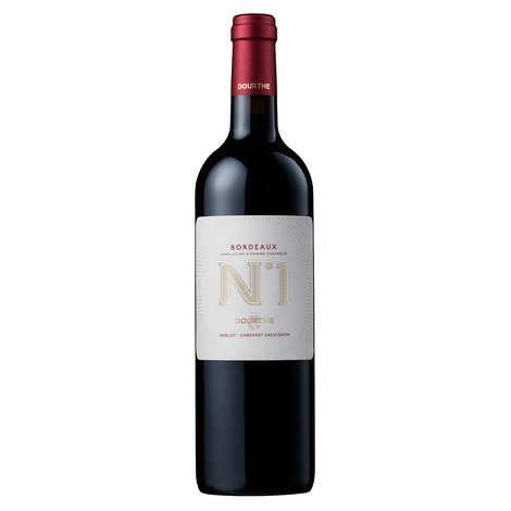 Vignobles Dourthe - Dourthe n°1 AOC Bordeaux Red Wine