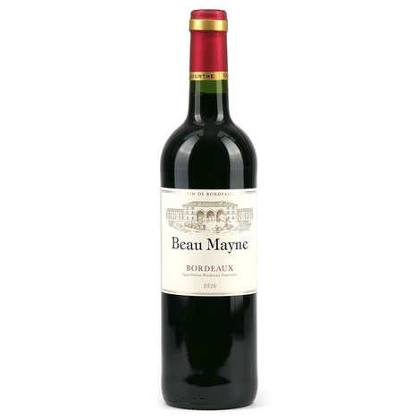 Vignobles Dourthe - Beau Mayne Bordeaux vin rouge AOC
