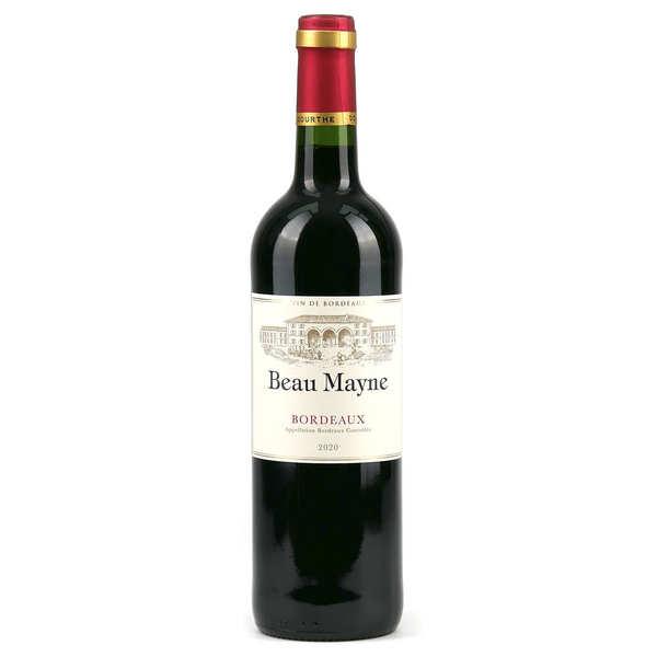Beau mayne bordeaux rouge aoc - 2016 - bouteille 75cl