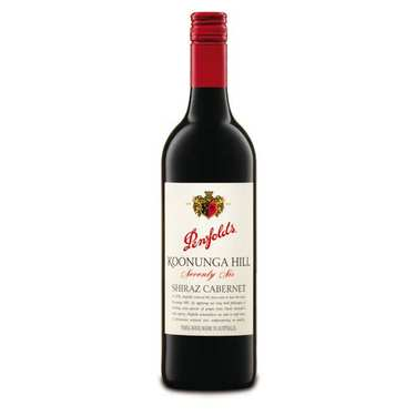 Koonunga Hill Shiraz Cabernet Red Wine - Penfolds