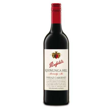 Penfolds - Koonunga Hill Shiraz Cabernet vin rouge - Penfolds