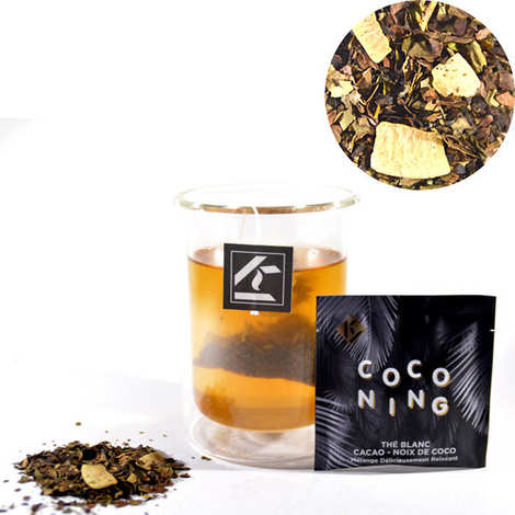 Ky Drinks - Coconing - White Tea Coco Cocoa