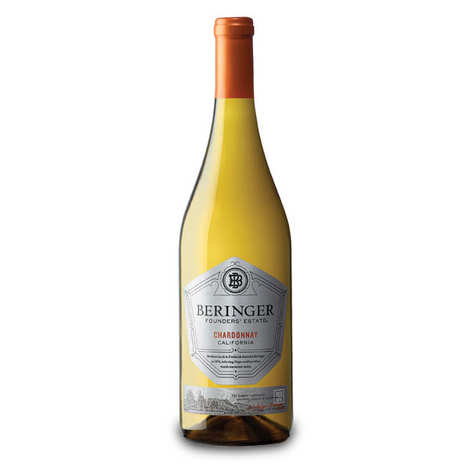 Beringer Vineyards - Founder Estate Chardonnay - Beringer