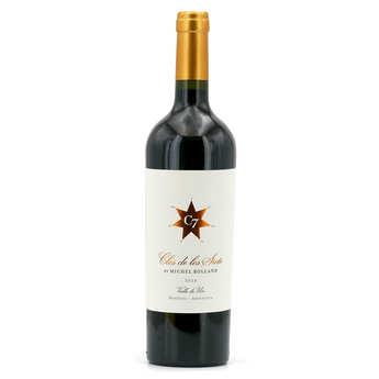 Clos De Los Siete - Clos De Los Siete Argentino Red Wine