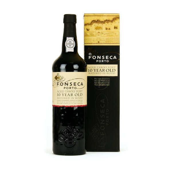 Twany 10 Years Porto - Fonseca