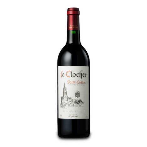 Vignobles Dourthe - Le Clocher Saint Emilion AOC Red Wine