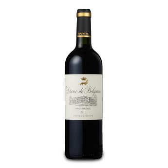 Vignobles Dourthe - Diane de Belgrave Haut Médoc rouge