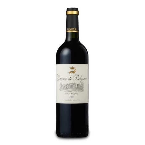 Vignobles Dourthe - Diane de Belgrave Haut Médoc vin rouge