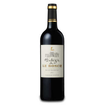 Vignobles Dourthe - Héritage de Le Boscq Saint-Estèphe Red Wine