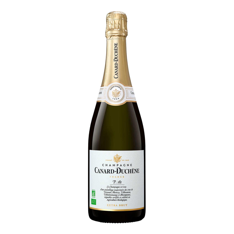 Champagne Canard Duchêne Parcelle 181 Extra Brut Bio