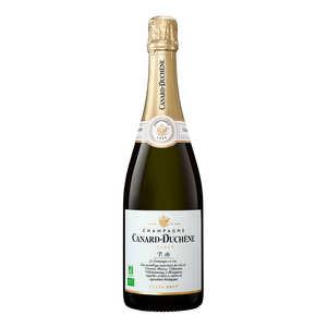Champagne Canard-Duchêne - Champagne Canard Duchêne Parcelle 181 Extra Brut Bio