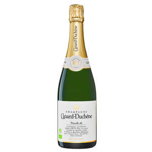Champagne Canard-Duchêne - Organic Green Cuvée Léonie Champagne