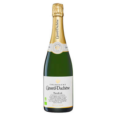 Organic Canard Duchêne Parcelle 181 Extra Brut Champagne