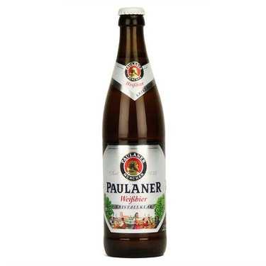 Paulaner Weissbier Kristallklar - Bière allemande 5.2%