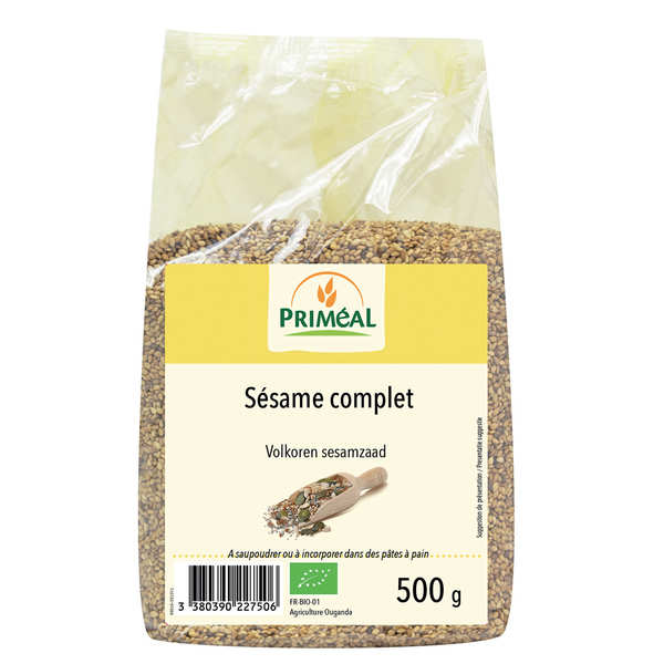 Organic Full Sesame