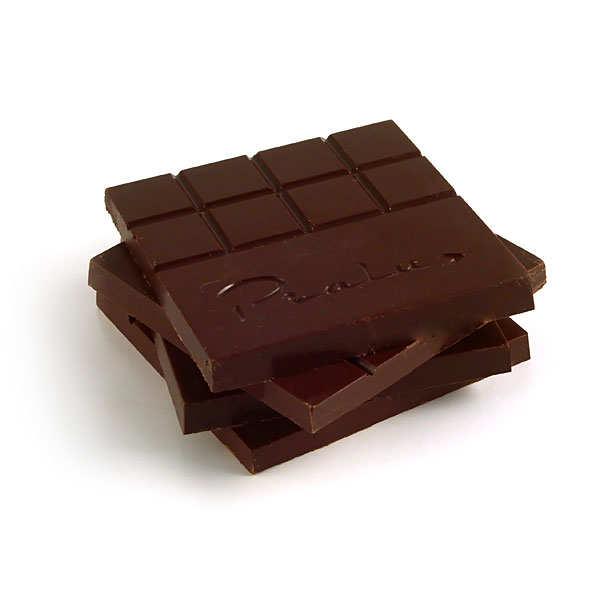 La pyramide de chocolats Pralus