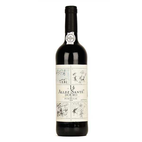 Vin Rouge du Douro - Allez Santé 2014