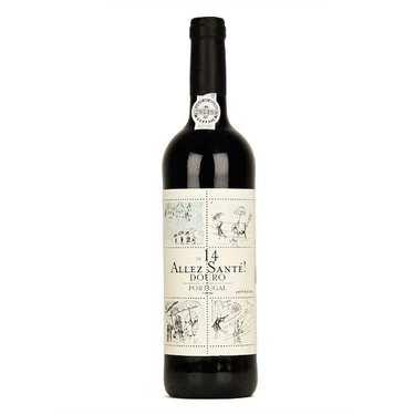Douro Red Wine - Allez Santé 2016