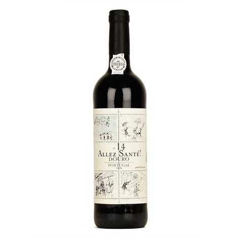 Niepoort - Douro Red Wine - Allez Santé 2016