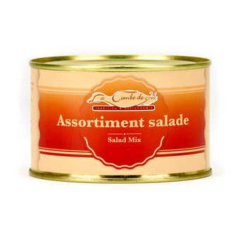 La combe de Job - Assortment for Perigourdine salad